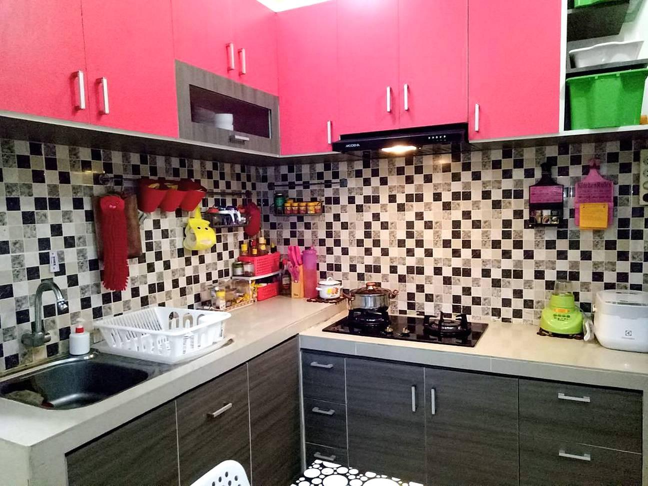 Keramik Dinding Dapur Unik Dan Cantik Untuk Sederhana Anda