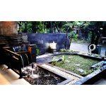 Kolam Ikan Minimalis Taman Depan Rumah