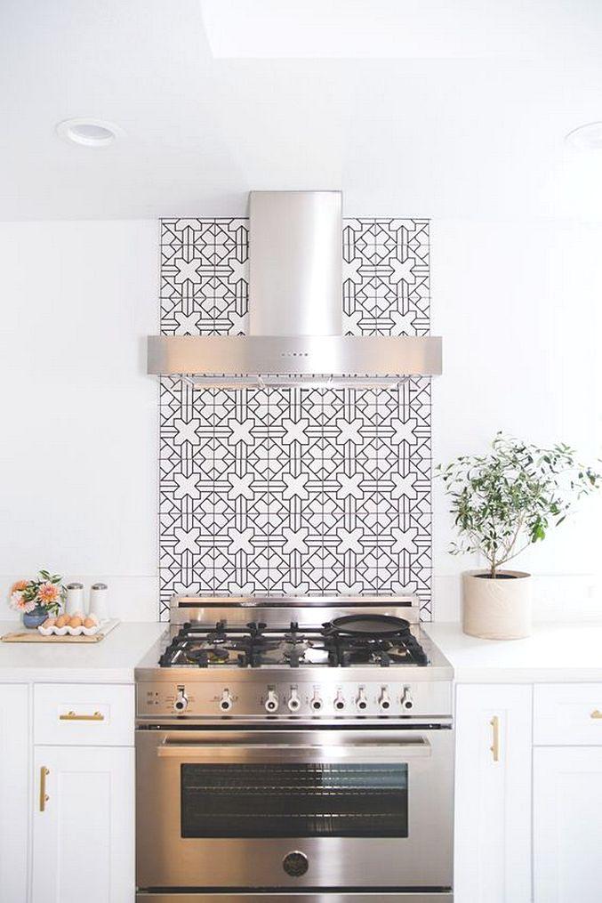 31 Model Keramik  Dinding Dapur Minimalis Terbaru 2019