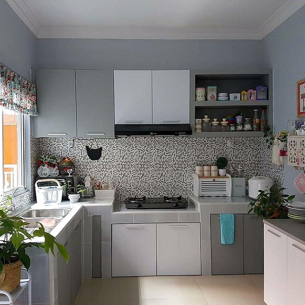 31 Model Keramik Dinding Dapur Minimalis Terbaru 2020