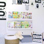 Model Rak Buku Ruangan Anak