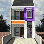 Model Rumah Minimalis 2 Lantai Sederhana Kecil