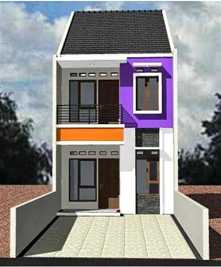 36 Desain Rumah Minimalis 2 Lantai Sederhana 2018