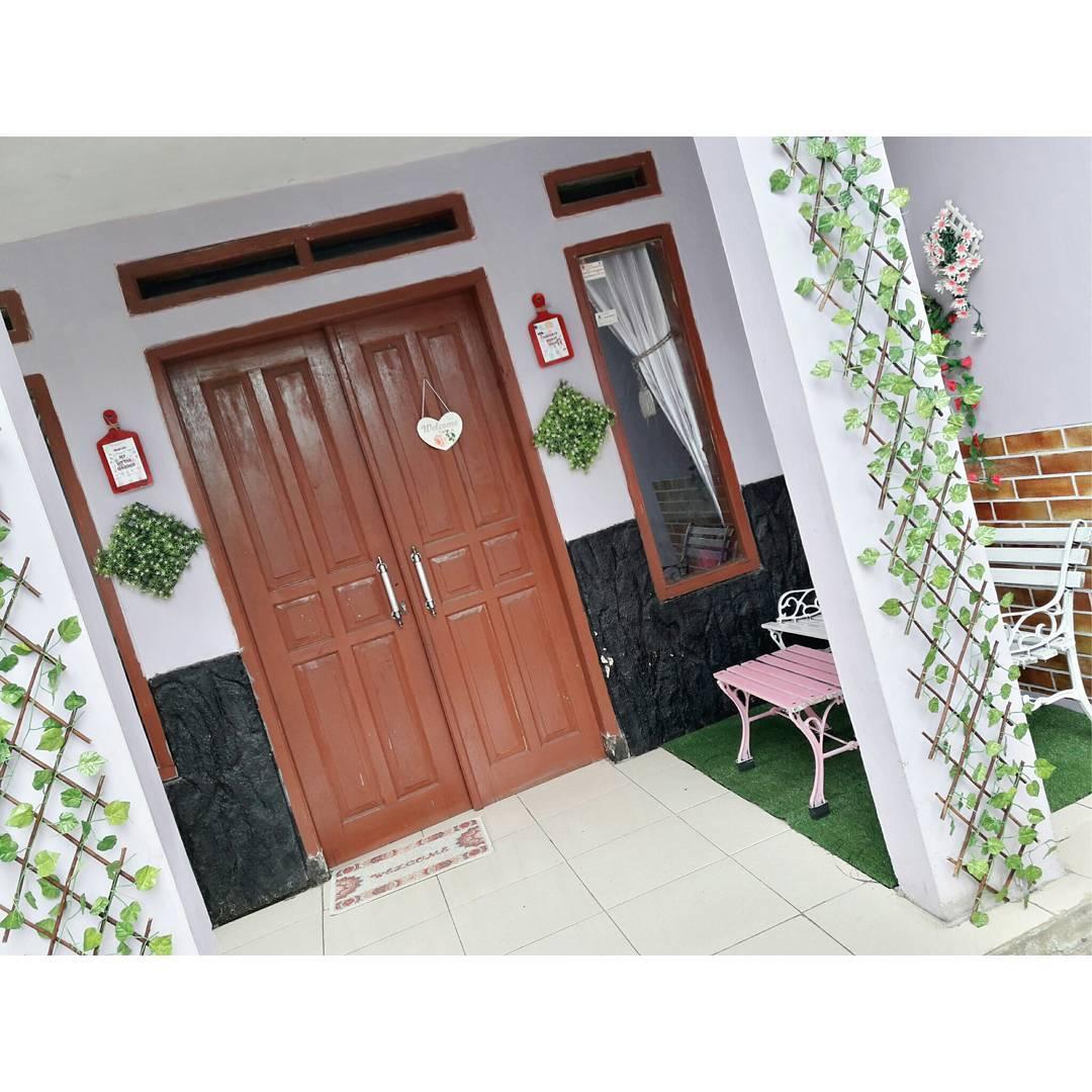 Desain Teras Rumah Sederhana Minimalis Modern Jual Bata Ekspos