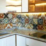 Motif Keramik Dapur 2017 Yang Keren Cantik Untuk Dapur Minimalis Anda