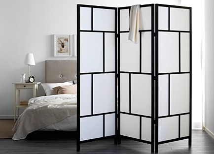 43 model partisi pembatas ruangan minimalis terbaru 2018 dekor rumah. Black Bedroom Furniture Sets. Home Design Ideas