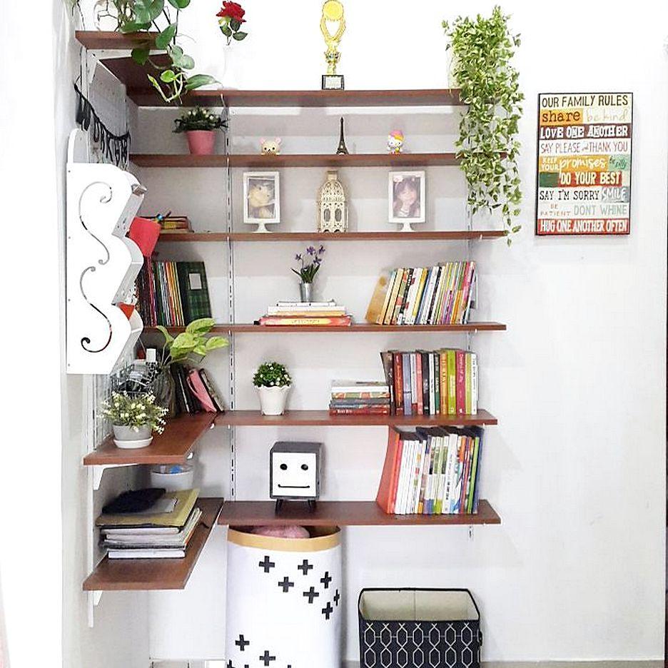 Gambar Desain Bentuk Dalam Rumah Unik - Rumah En