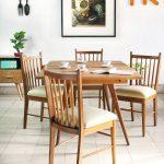 Ruang Tamu Klasik Bergaya Minimalis Vintage