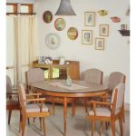 Ruang Tamu Minimalis Bergaya Klasik
