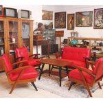 Ruang Tamu Vintage Klasik Untuk Desain Ruang Tamu Minimalis