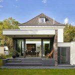 Teras Rumah Minimalis Batu Alam 2017