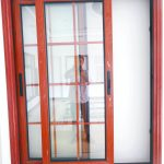 Wanjia New Design Aluminum Sliding Window