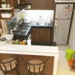 Dapur Minimalis Ukuran 2x2 Terbaru
