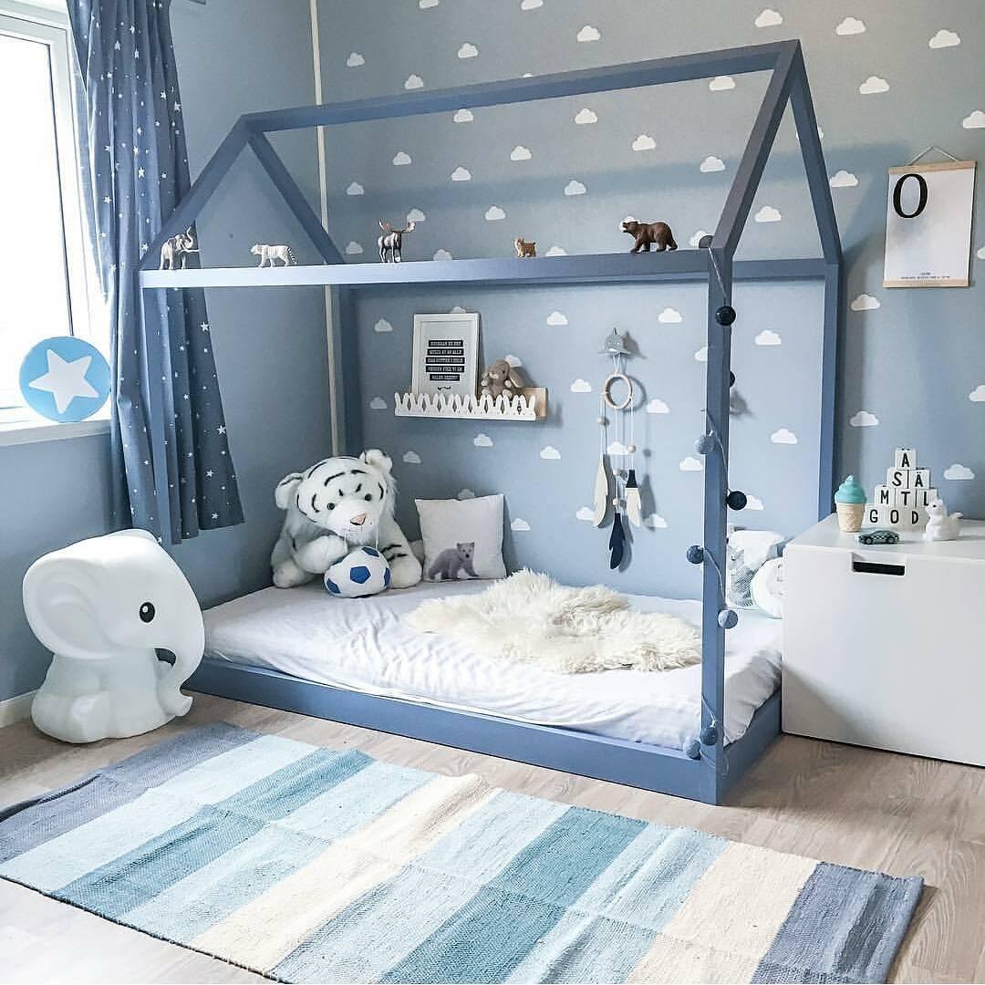 Model desain kamar anak cowok 20 desain keren kamar anak for Dekorasi kamar