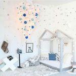 Dekorasi Kamar Anak Perempuan Bayi Cewek