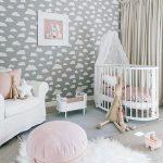 Dekorasi Kamar Bayi Anak Perempuan