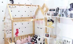 Dekorasi Kamar Bayi Perempuan Terbaru