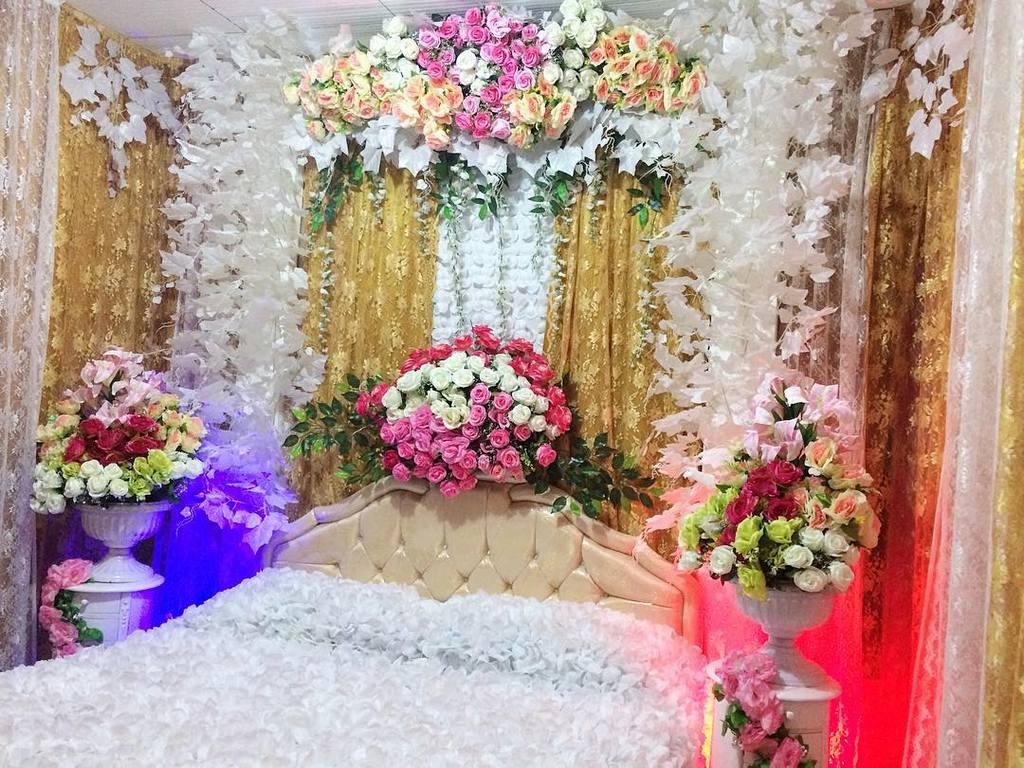 30 elegan desain kamar tidur pengantin sederhana kae2 for Dekorasi kamar