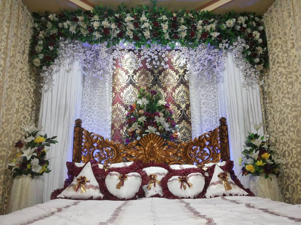 Dekorasi kamar pengantin kamar pengantin hiasan kamar for Dekorasi kamar