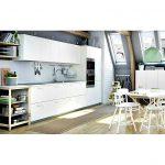 Desain Dapur Minimalis Dan Ruang Makan Jadi Satu Dengan Kitchen Set Dapur