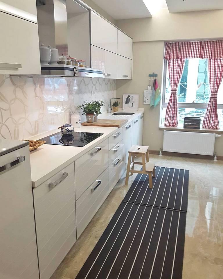 Desain Dapur Minimalis Dengan Kitchen Set Kabinet