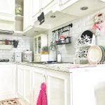 Desain Dapur Minimalis Modern Dengan Kithcen Set