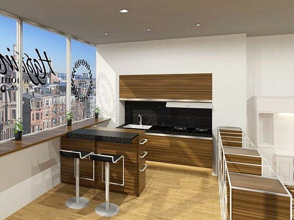 35 Desain Dapur Minimalis Sederhana dan Modern Terbaru ...