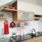 Desain Dapur Sederhana Bawah Tangga