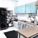 Desain Dapur Sederhana Modern Dengan Kitchen Set