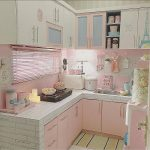 Desain Dapur Shabby Chic Terbaru