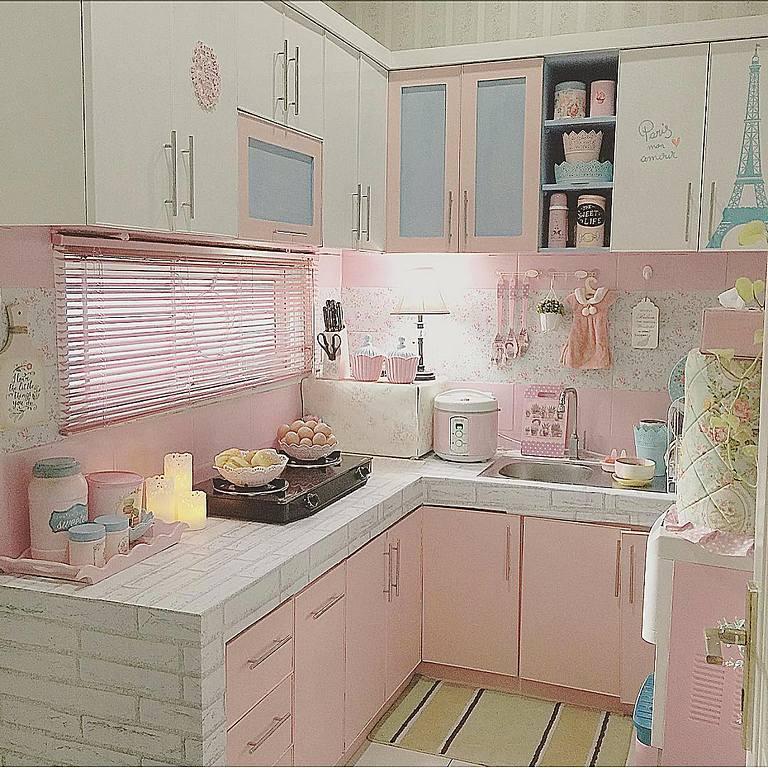 Desain Dapur Minimalis Sederhana Dan Modern Terbaru