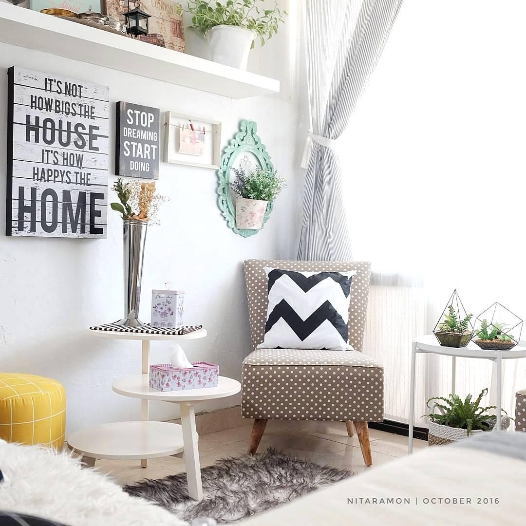 33 desain dan dekorasi ruang tamu sederhana minimalis