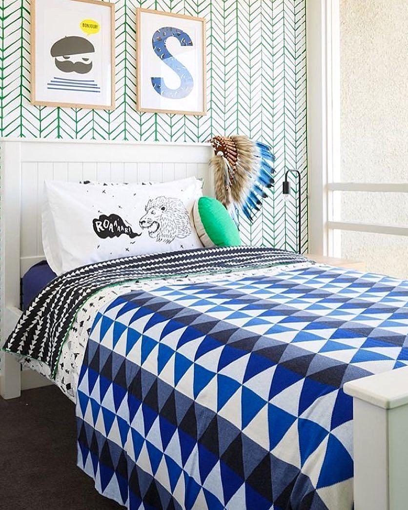42 desain kamar tidur anak laki-laki terbaru lagi ngetren 2019