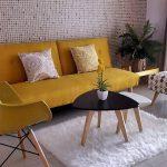 Desain Ruang Tamu Kecil Sofa Ruang Tamu