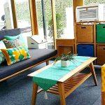Desain Ruang Tamu Ruang Tamu Sederhana Wooden