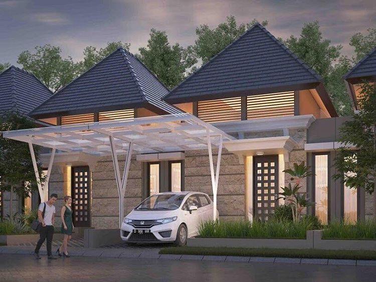 Desain Rumah Mewah 1 Lantai & 18 Desain Rumah Mewah Modern Bergaya Minimalis Terbaru 2018 | Dekor ...