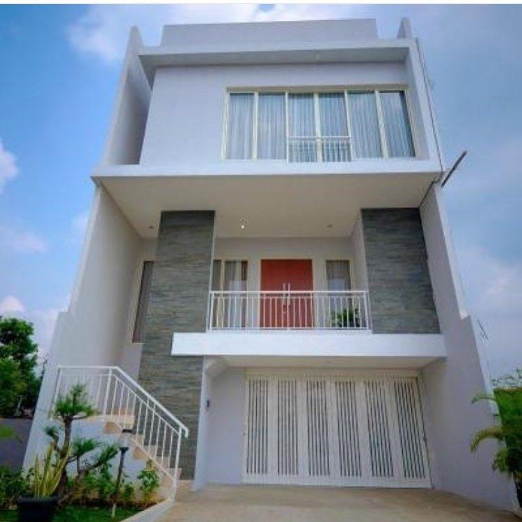 18 Desain Rumah Mewah Modern Bergaya Minimalis Terbaru