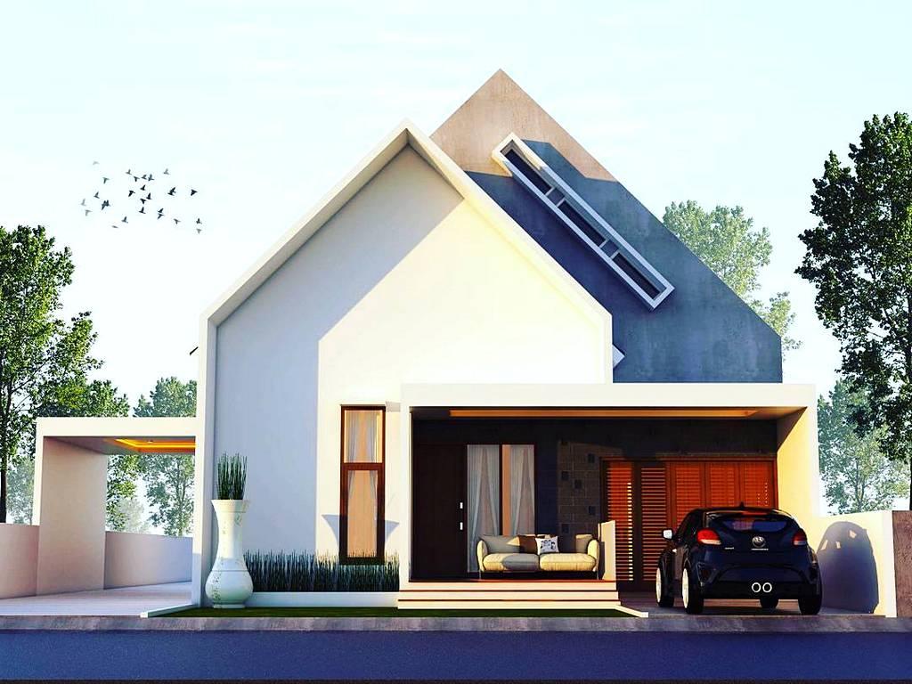 30 Model Rumah Minimalis Sederhana 2018  Dekor Rumah