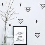 Hiasan Dinding Kamar Dari Selotip Kreatif