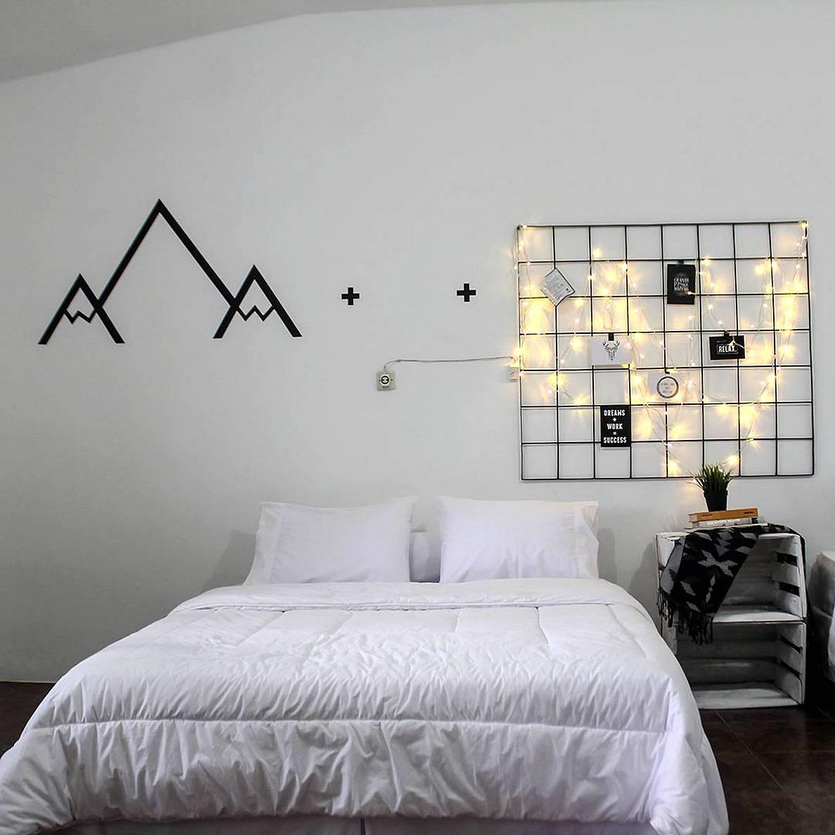 21 Ide Membuat Hiasan Dinding Buatan Sendiri Dari Selotip Terbaru