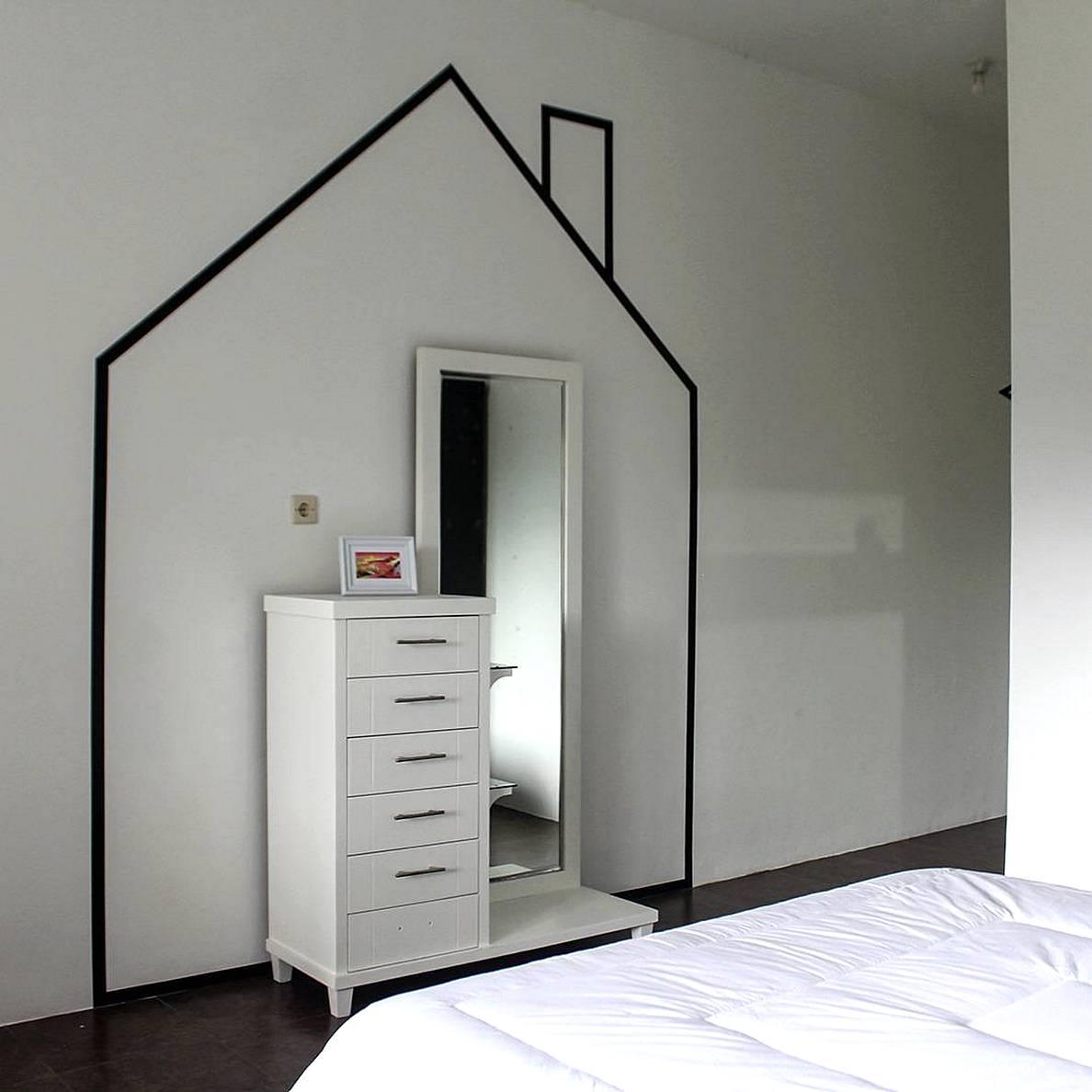 105 Wallpaper Dinding Kamar Tidur Buatan Sendiri Wallpaper