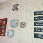 Hiasan Dinding Ruang Tamu Islami