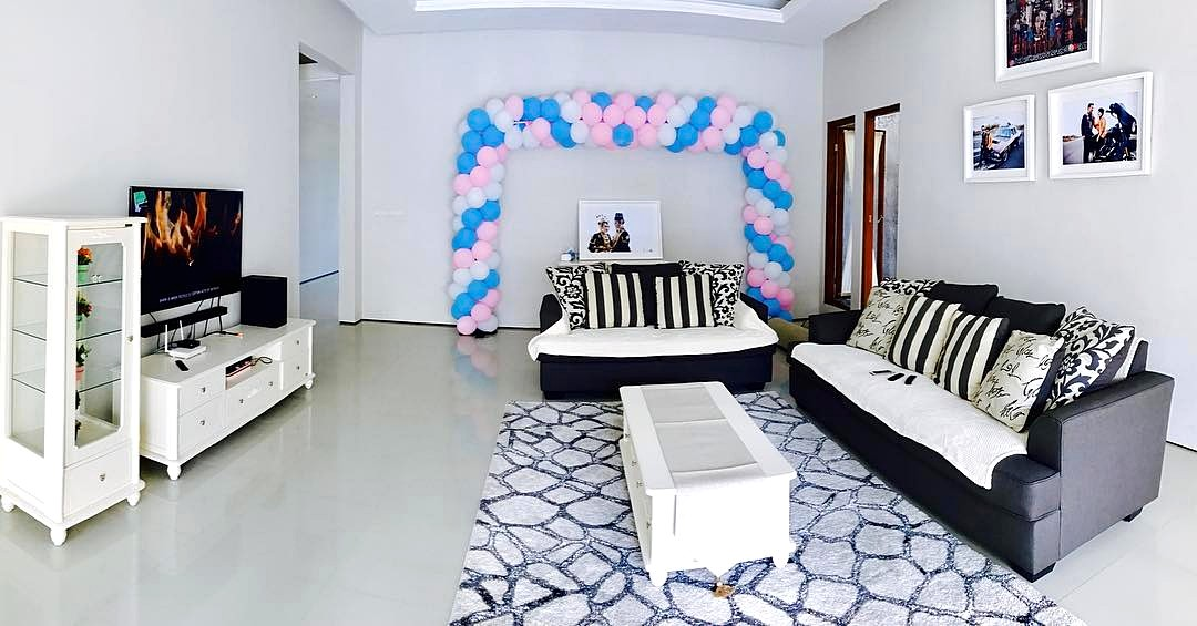 Interior Ruang Tamu Ruang Tamu Sederhana