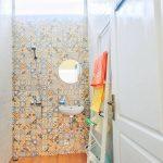 Kamar Mandi Sederhana Dengan Keramik Dinding Kamar Mandi Minimalis