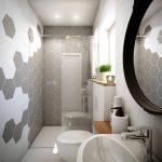 Kamar Mandi Sederhana Dengan Keramik Dinding Kamar Mandi Modern Minimalis