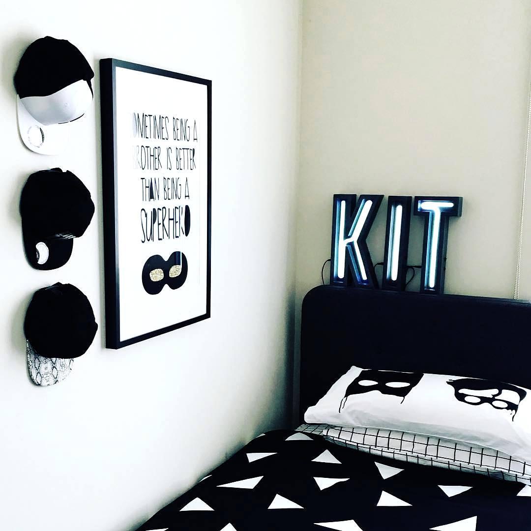 Interior kamar tidur minimalis - 42 Desain Kamar Tidur Anak Laki Laki Terbaru Lagi Ngetren