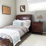 Kamar Tidur Anak Laki Laki Bergaya Klasik