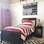 Kamar Tidur Anak Laki Laki Bergaya Klasik Tapi Keren