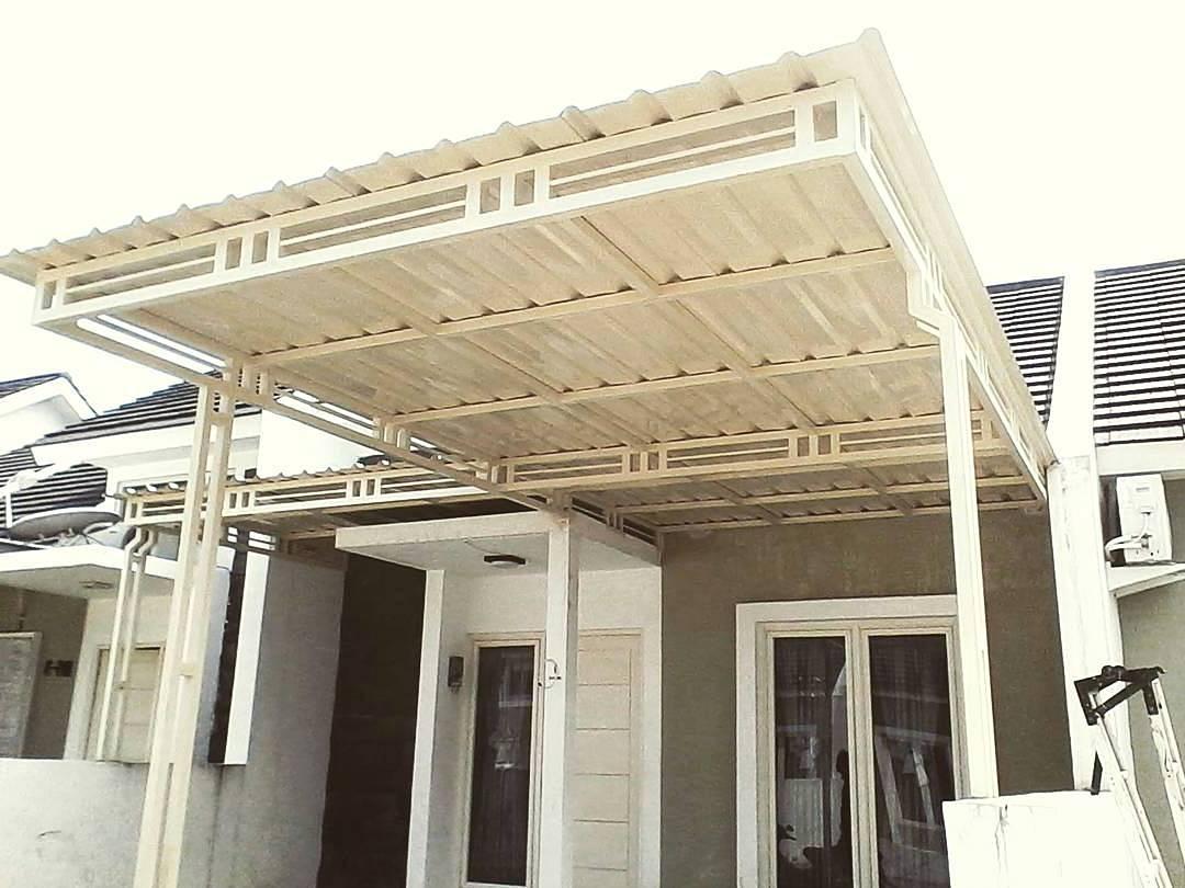 23 Model Kanopi Terbaru Baja Ringan Rumah Minimalis 2018 Dekor Rumah