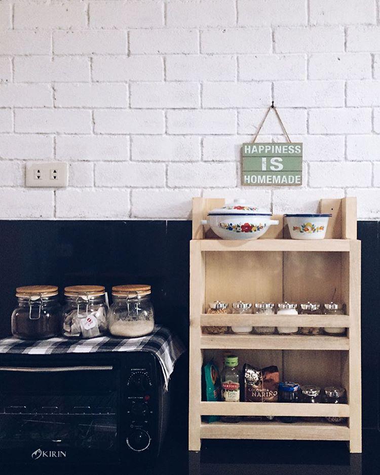 Lemari Dapur Rak Bu